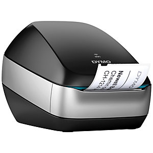Dymo Étiqueteuse LabelWriter, sans fil, noir