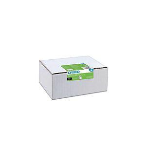 Dymo Étiquettes d'expédition LW polyvalentes authentiques, 54 mmx101 mm, facilement détachables, auto-adhésives, pour étiqueteuses LabelWriter