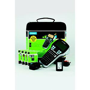 Dymo Kit Titreuse portable Label Manager 420P avec malette et rubans