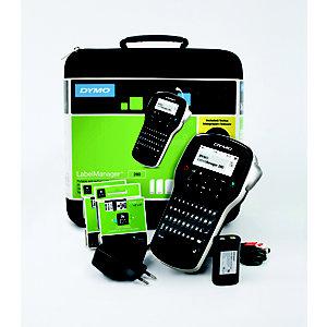 Dymo LabelManager™ 280 Kit Impresora de etiquetas + Etiquetas D1 + Maletín