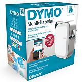 Dymo MobileLabeller, Impresora de etiquetas, conectividad con smartphone mediante Bluetooth®, 24 mm