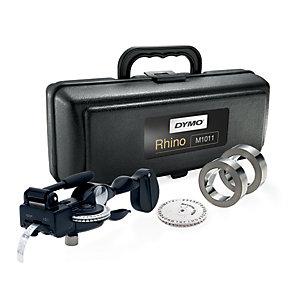 Dymo Rhino™ M1011, sistema de rotulado de cintas metálicas