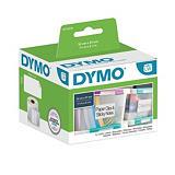 Dymo S0722540 LW Etiquetas multiusos, negro sobre blanco, 57 x 32mm