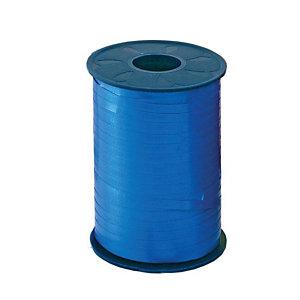 C.E. PATTBERG 4 Rouleaux de ruban décoratif PP bleu