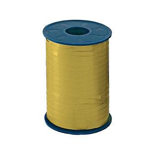 C.E. PATTBERG 4 Rouleaux de ruban décoratif PP jaune