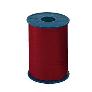 C.E. PATTBERG 4 Rouleaux de ruban décoratif PP rouge