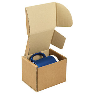 Easifold, fast assembly mug postal boxes