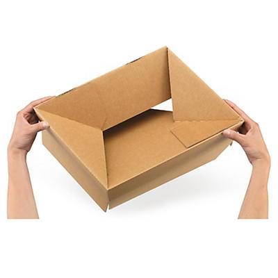 Easybox - Självhäftande lådor med snabbotten - A4-format