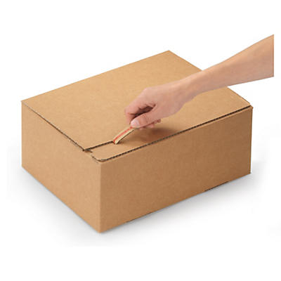 Easybox - självhäftande lådor med snabbotten - A5- och A6-format