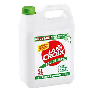 Eau de javel La Croix 5 L
