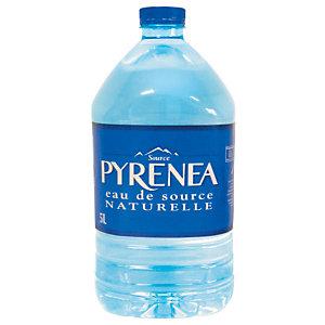 Eau de source plate Pyrénéa, Bidon de 5 L