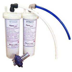 EBAC Filtres pour fontaine à eau Fleet