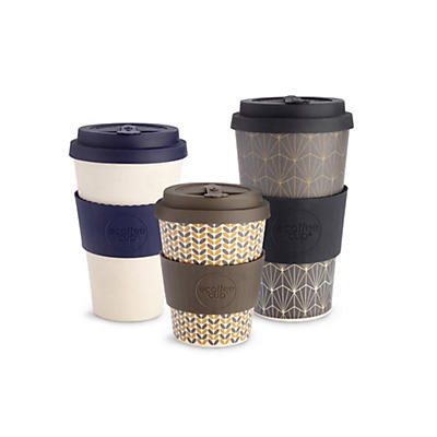 eCoffee reusable coffee cup