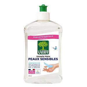 Ecologisch afwasmiddel L'Arbre Vert Gevoelige huid 500 ml