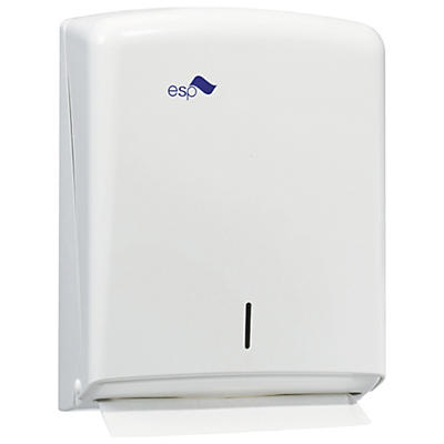 Economy paper hand towel dispenser