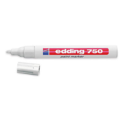 Edding 750 Paint white marker pen