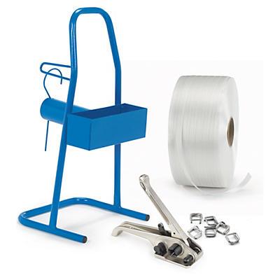 El kit de flejado textil hilo a hilo RAJA®