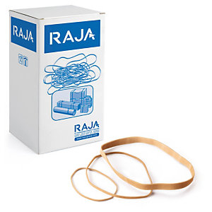 Élastiques médium caoutchouc RAJA 5x50 mm