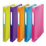 Elba Clasificador acordeón extensible, polipropileno, A4, colores surtidos