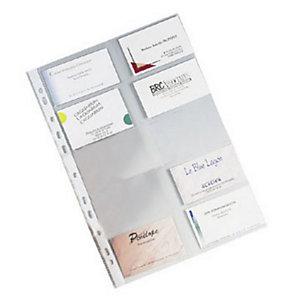 Elba Pochette pour cartes de visite - Qualité + (Lot de 10)