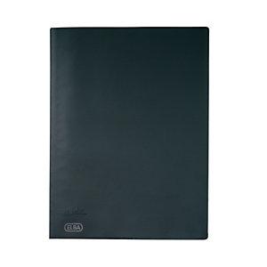 Elba Protège-Documents Lutin classique - 100 pochettes - Noir