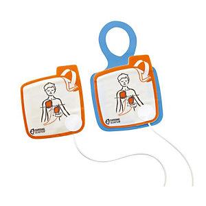 Électrodes pédiatriques pour défibrillateur G5