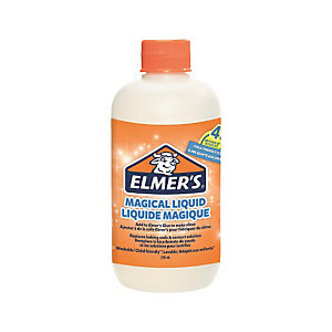 ELMER'S Magical Liquid Flacone da 259 ml (per creare fino a 4 Slime)