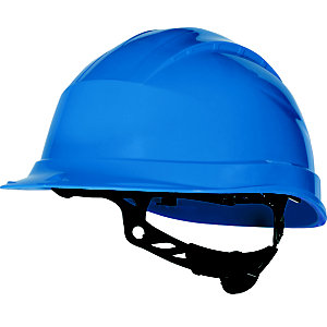 Elmetto da cantiere QUARTZ UP III, Blu