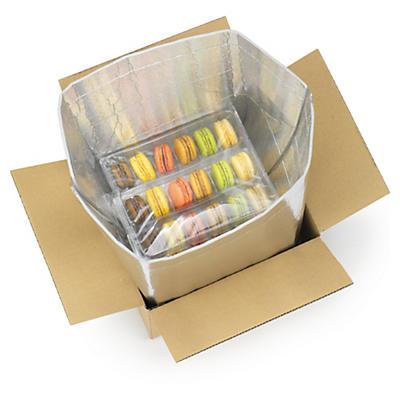 Embalagem isotérmica combinada
