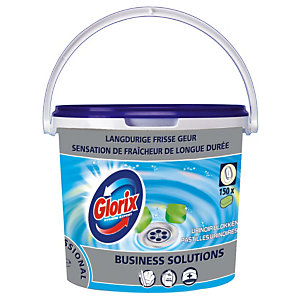 Emmer urinoirblokjes Glorix 3 kg