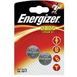 Energizer 2025 Miniature Lithium Pilas de botón CR2025 3 V, 163 mAh, no recargables, blíster de 2