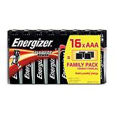 Energizer Alkaline Power Pilas alcalinas AAA/LR03 1,5 V, no recargables, paquete de 16
