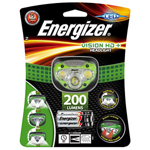Energizer Lampe  - Led - Frontale