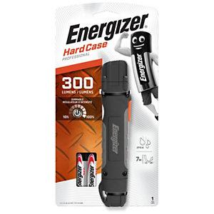 Energizer Lampe torche LED, Hard Case Professional® 2AA, noir et gris