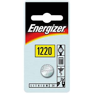 Energizer Miniature Lithium CR1220 Pila botón, no recargable