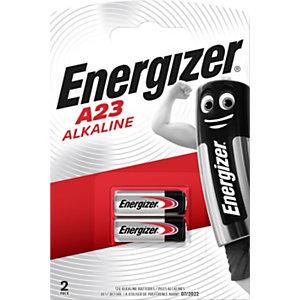 Energizer Pile alcaline A23 / A23A - Lot de 2
