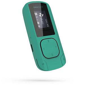 Energy Sistem 426478, Reproductor de MP3, 8 GB, LCD, 3,5mm, Radio FM, Verde