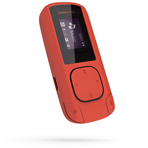 Energy Sistem 426485, Reproductor de MP3, 8 GB, LCD, 3,5mm, Radio FM, Coral