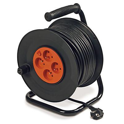 Enrouleur de câble électrique 40m NF