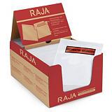 Envelope auto-adesivo Pack List com mensagem RAJA