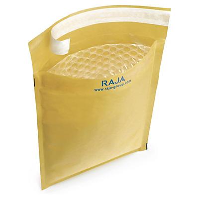 Envelope castanho almofadado com bolhas RAJA