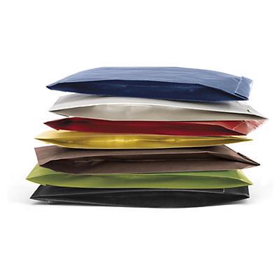 Envelope papel kraft para presente cores clássicas