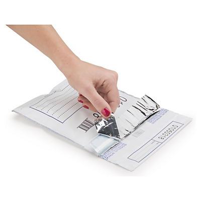 Envelope de plástico opaco de segurança