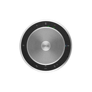 Epos Expand SP 30 - Micro et haut-parleur Bluetooth et USB-C pour audio conférence - Noir et argent