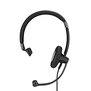 EPOS Impact SC 45 MS Mono - Casque Jack et USB filaire - Noir