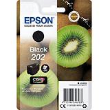 Epson 202, C13T02E14010, Cartucho de Tinta, Claria Premium Ink, Kiwi, Negro