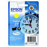 Epson 27, C13T27044012, Cartucho de Tinta, DURABrite Ultra, Despertador, Amarillo