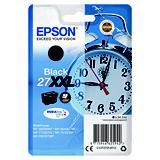 Epson 27XXL, C13T27914012, Cartucho de Tinta, DURABrite Ultra, Despertador, Negro, Alta capacidad
