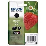 Epson Cartuccia inkjet Serie Fragola 29, C13T29814012, Inchiostro Claria Home, Nero, Pacco singolo
