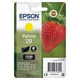 Epson Cartuccia inkjet Serie Fragola 29, C13T29844012, Inchiostro Claria Home, Giallo, Pacco singolo